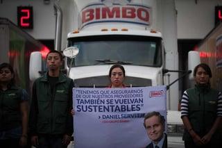 bimbo greenpeace
