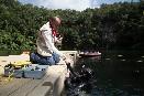 Encuentran agrotóxicos en cenotes de la Península de Yucatán